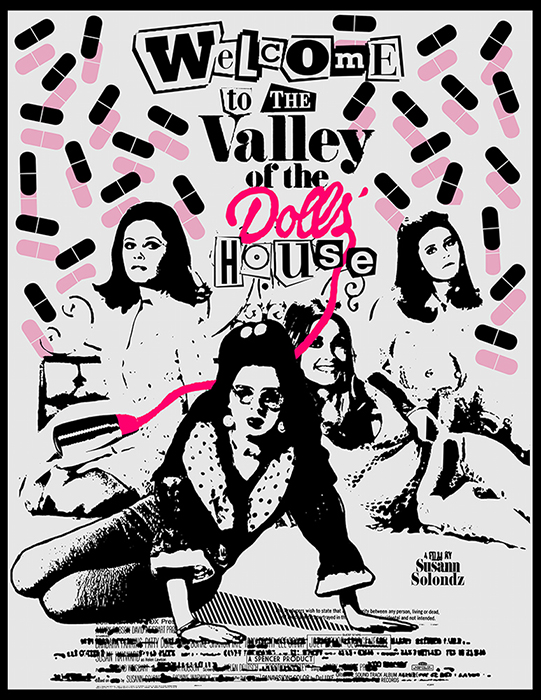 WELCOME TO THE VALLEY OF THE DOLLS HOUSE