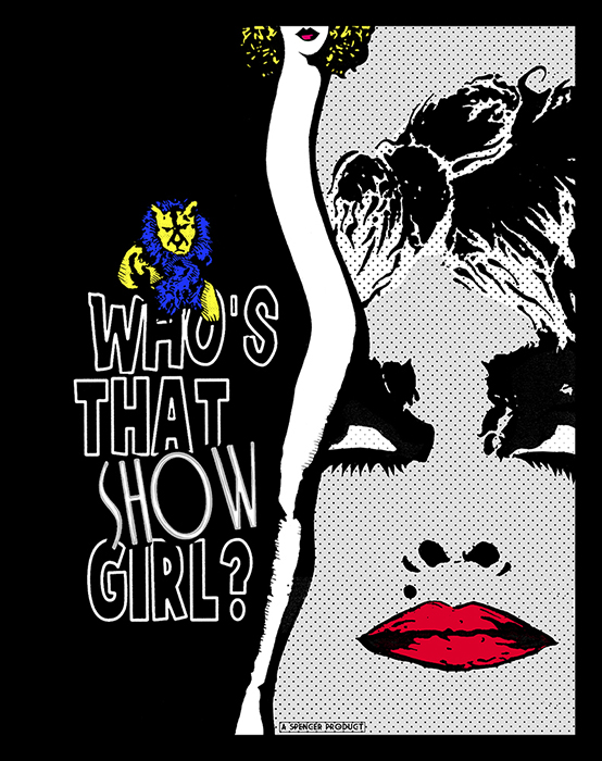 WHO'S THAT SHOW GIRL