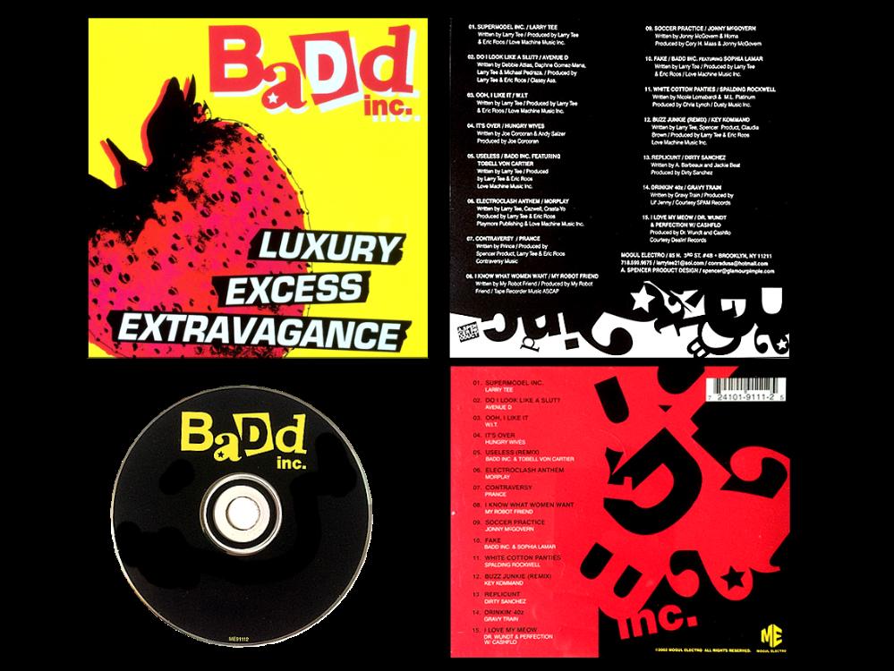 Badd Inc. Compilation