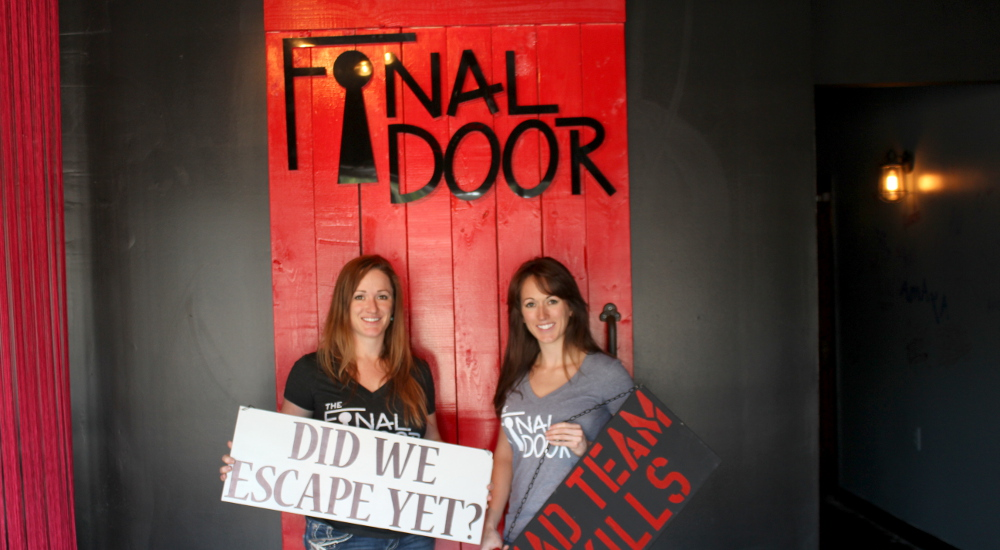 Owners Tracy Crawford and Lexie Fenske