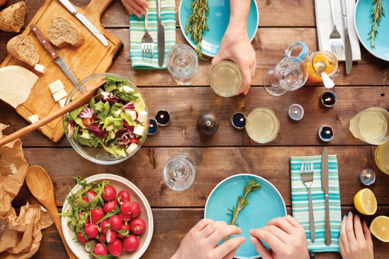 austin fit magazine (apr 2016): why your eating environment matters
