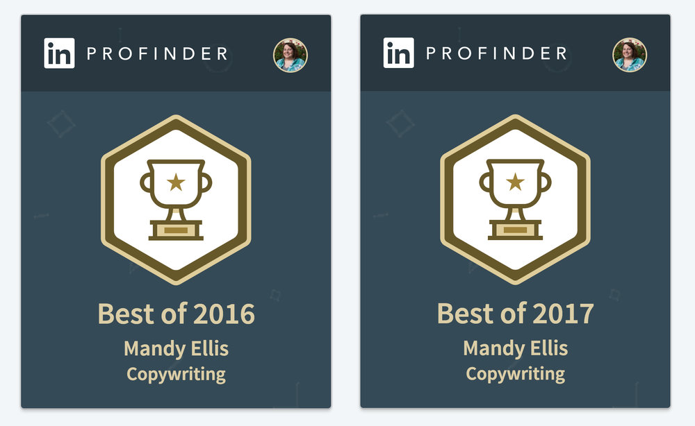Best on LinkedIn ProFinder Copywriting 2016_2017 Combined.jpg