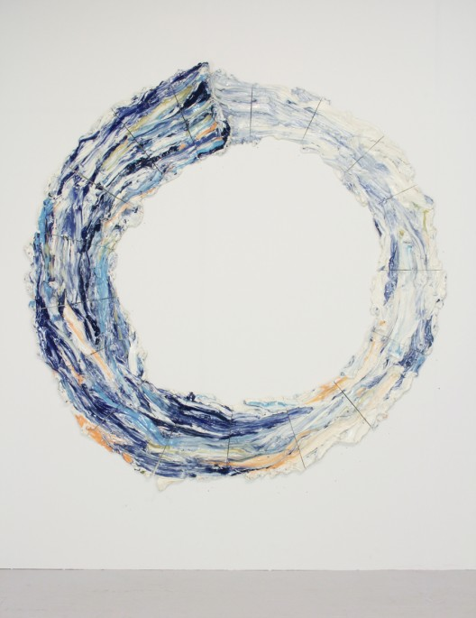 Brie Ruais: Circle Game. Courtesy: the Artist and Nicole Klagsbrun, NY