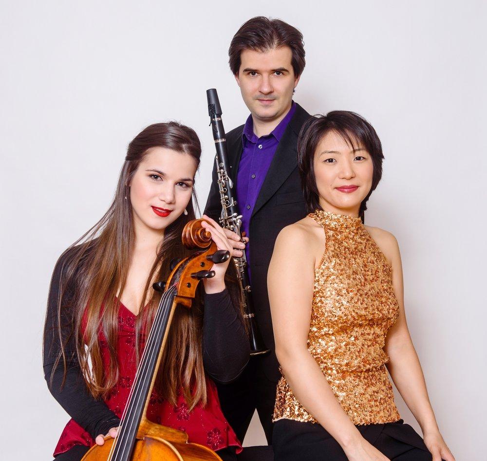 Trio Confero, chamber music - Artist Faculty:Concertant Classics Music Studio