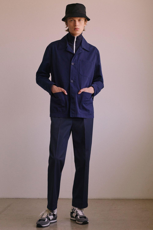 Sandro  Spring 2019 Menswear