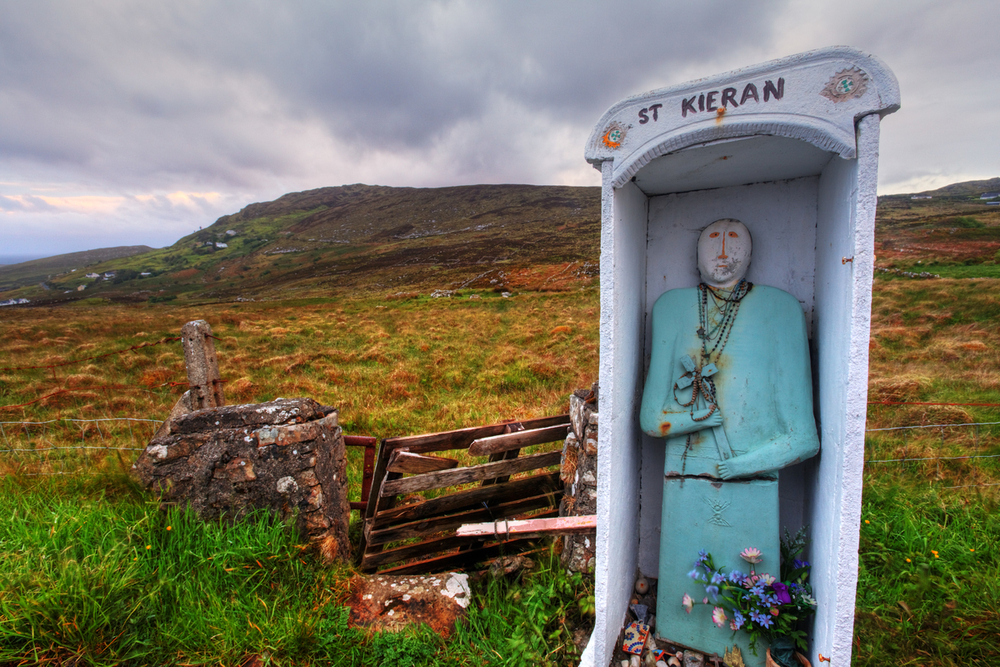 St. Ciaran's Holy Well, County Donegal, Ireland