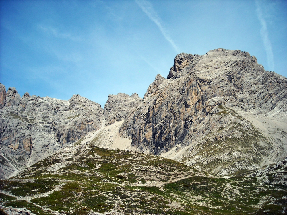 The Dolomites are in the North-East of Italy and they are part of the Alps. In particular they belong to the Southern Limestone Alps and they are unique in formation and landscape.
