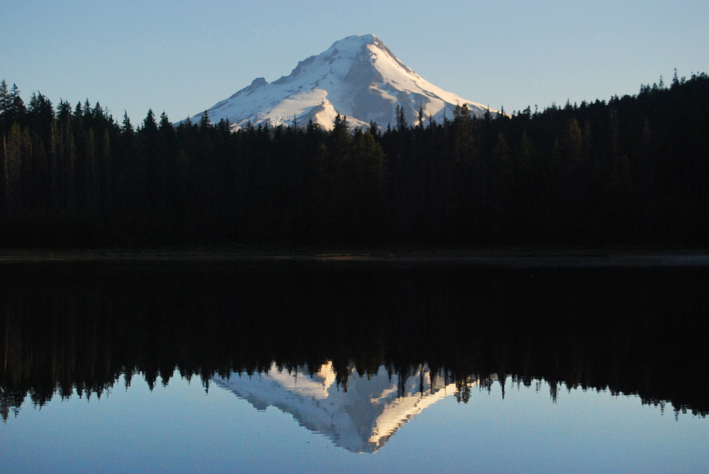 The Mt. Hood National Forest is widely known from the residents of the Pacific Northwest region. Close to Portland, OR, it is a vast area with little crossing over, maintaining a pristine landscape.