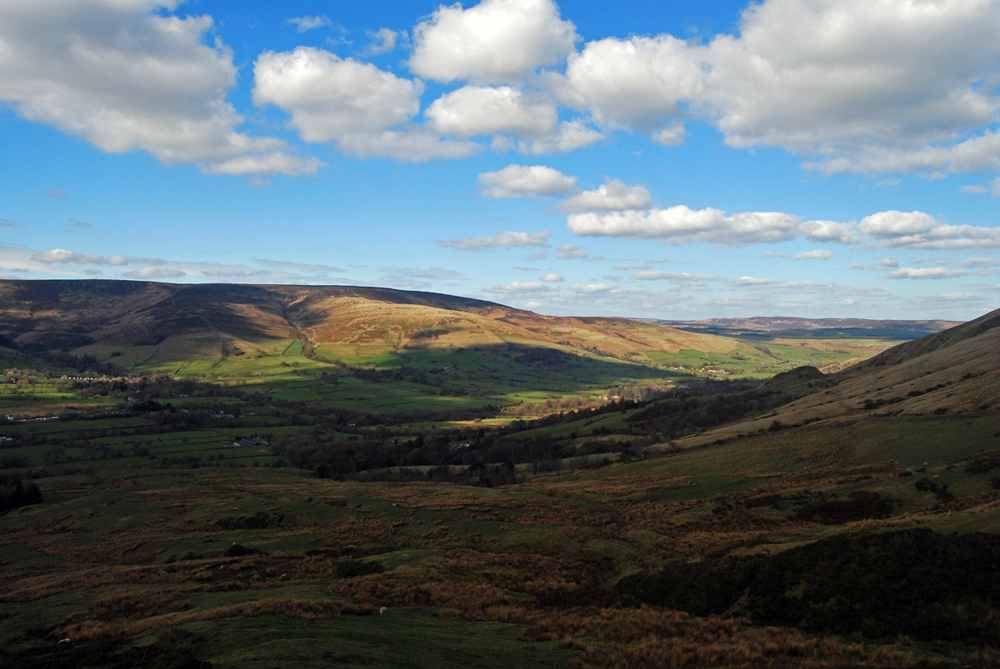 The Peak District in England, UK has a long history of natural and human interaction, finding itself surrounded by big metro areas but still offering free open protected spaces.