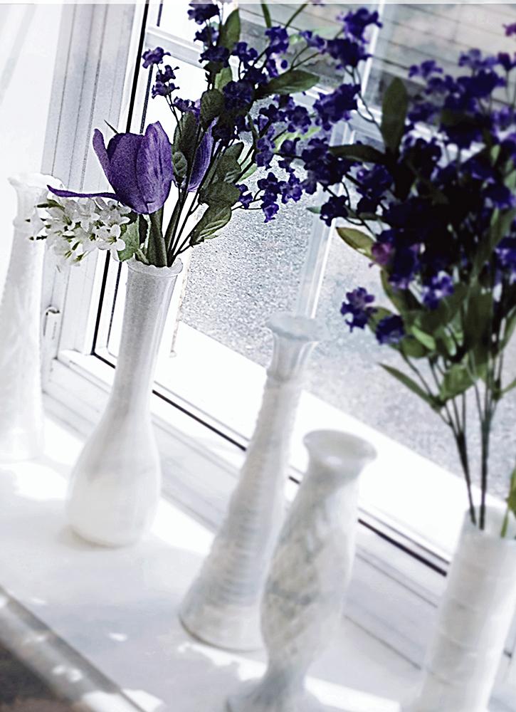 Milk Vases