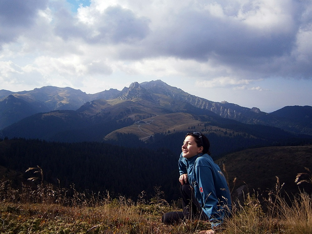 My solo trip in Ciucas Mountains - Romania - My first solo trip to Ciucas Mountains - Iuliana Marchian.JPG