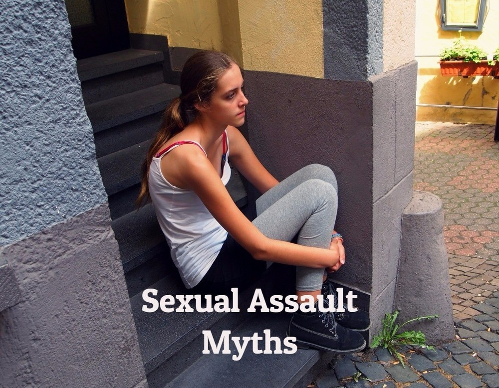 Sexual Assault, Myths