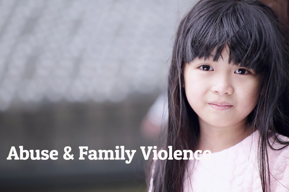 Abuse & Family Violence
