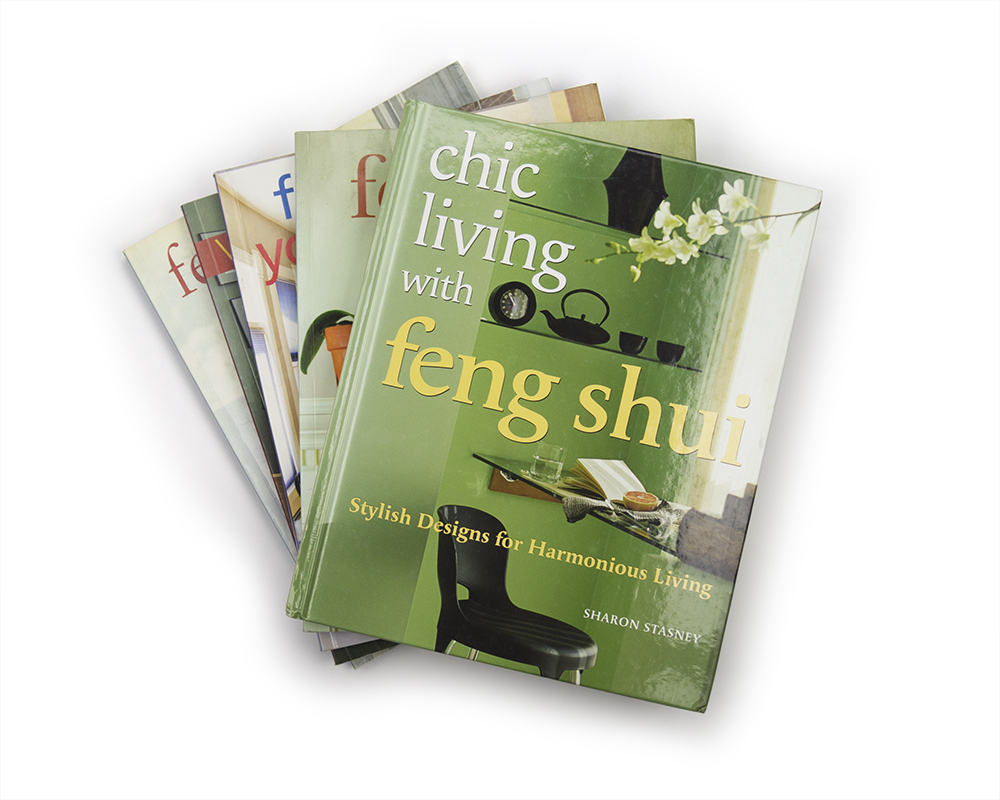 Chapelle Ltd.   Sharon (Stasney) Benedict is the author of five books on feng shui and interior design.
