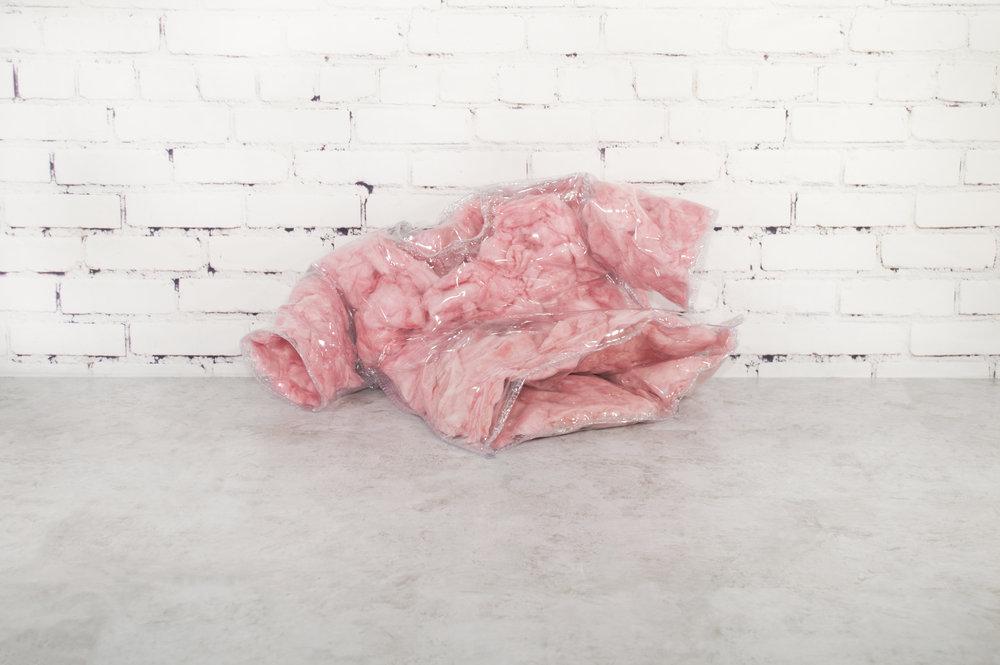 tagless tickled pink insulation tee (L) (slumped)