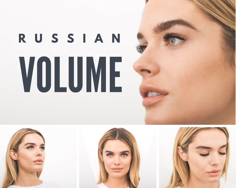 Primalashes Russian Volume Lashes