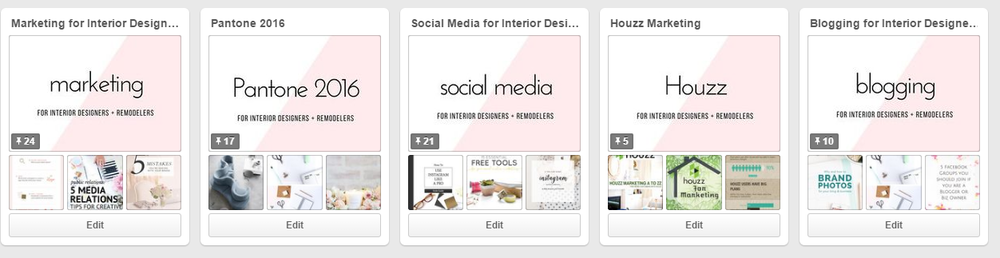 My board cover images are the same size as a regular Pin (as designed on  Canva ).
