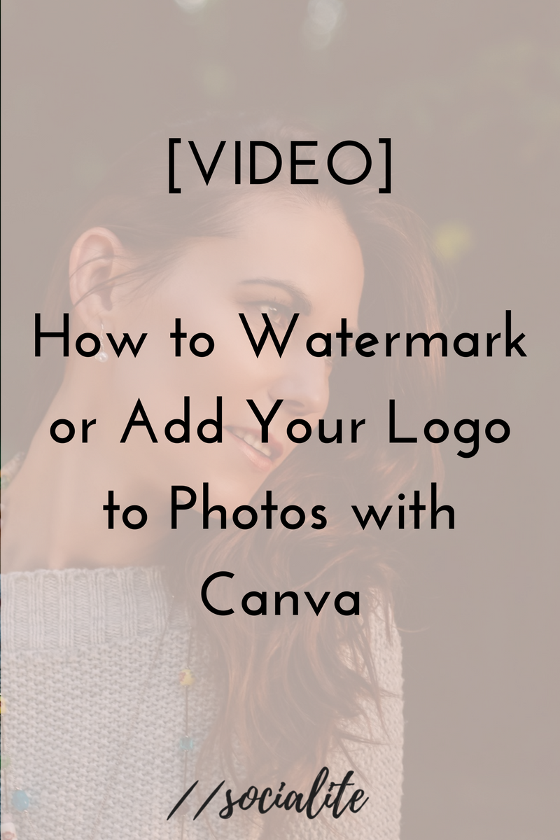 How to add your watermark logo to photos with canva kate the socialite how to add your watermark logo to photos with canva ccuart Image collections