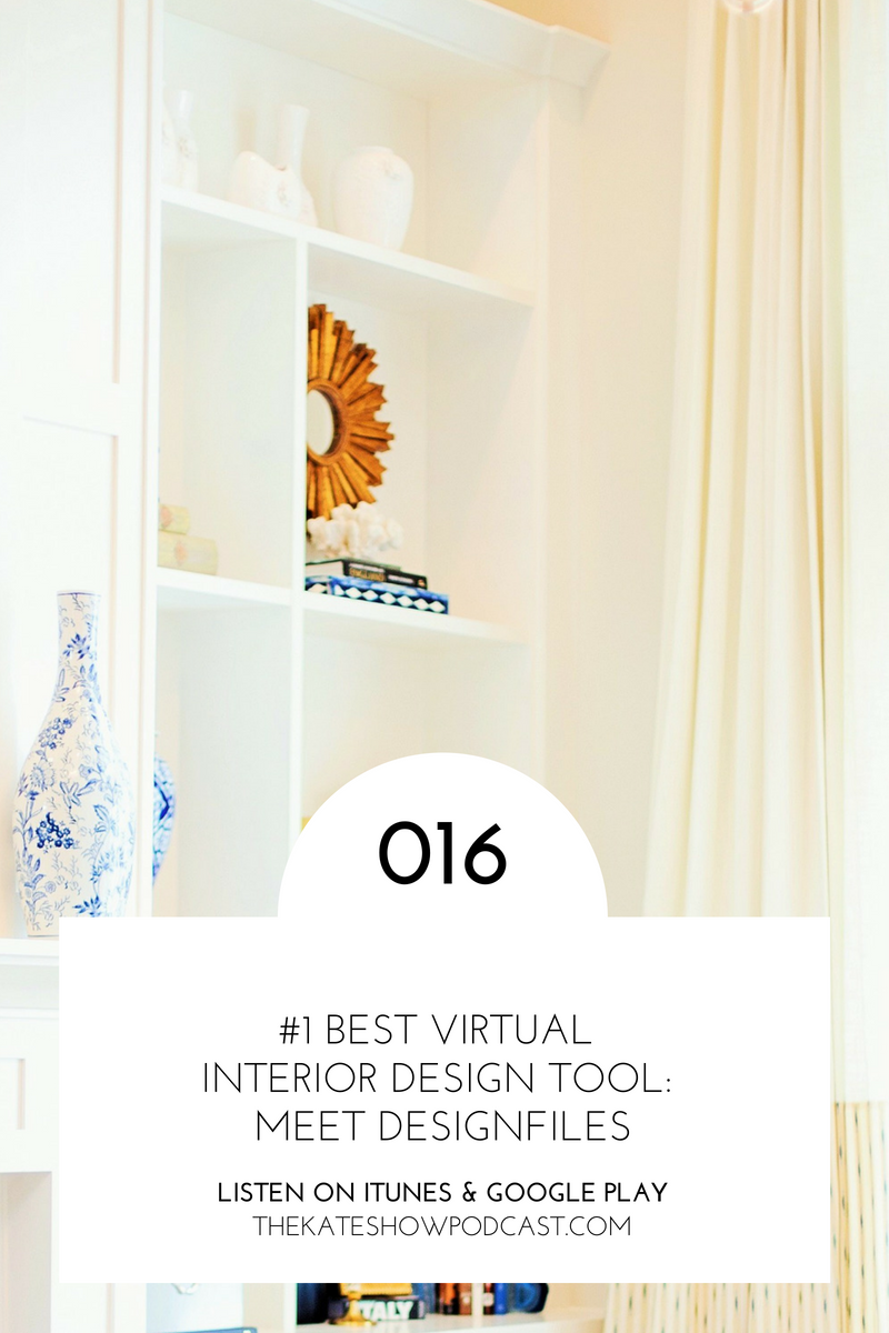 1 Best Virtual Interior Design Tool: Meet DesignFiles — Kate the ...