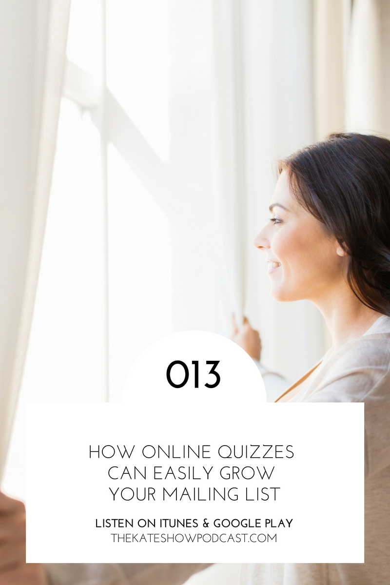 How Online Quizzes Can Easily Grow Your Interior Design Mailing List