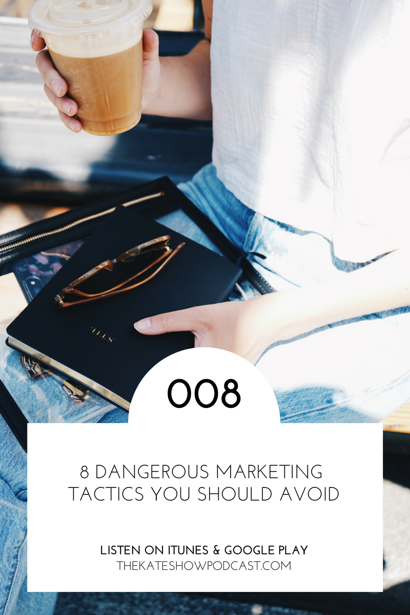 8 Dangerous Marketing Tactics You Should Avoid