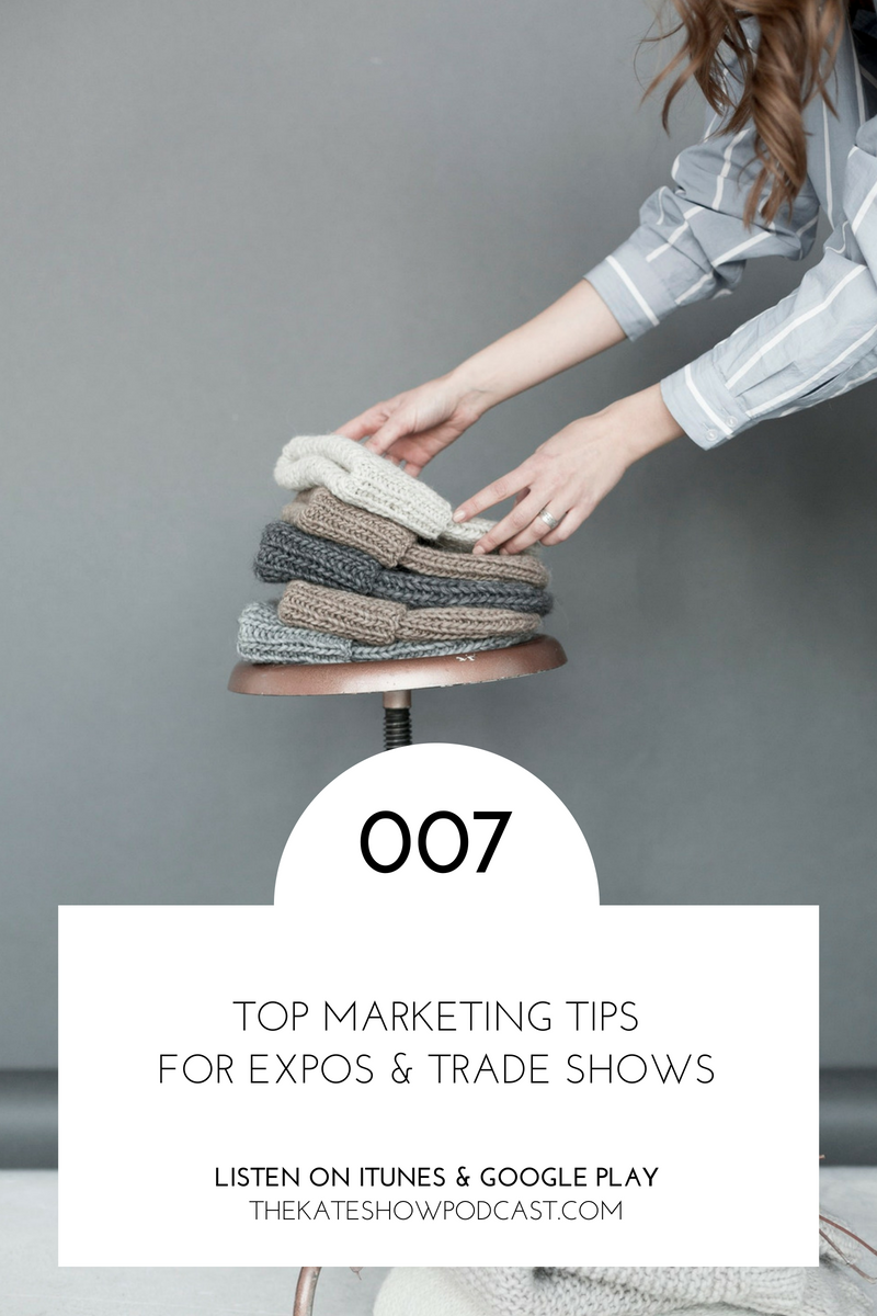 Top Marketing Tips for Expos & Trade Shows