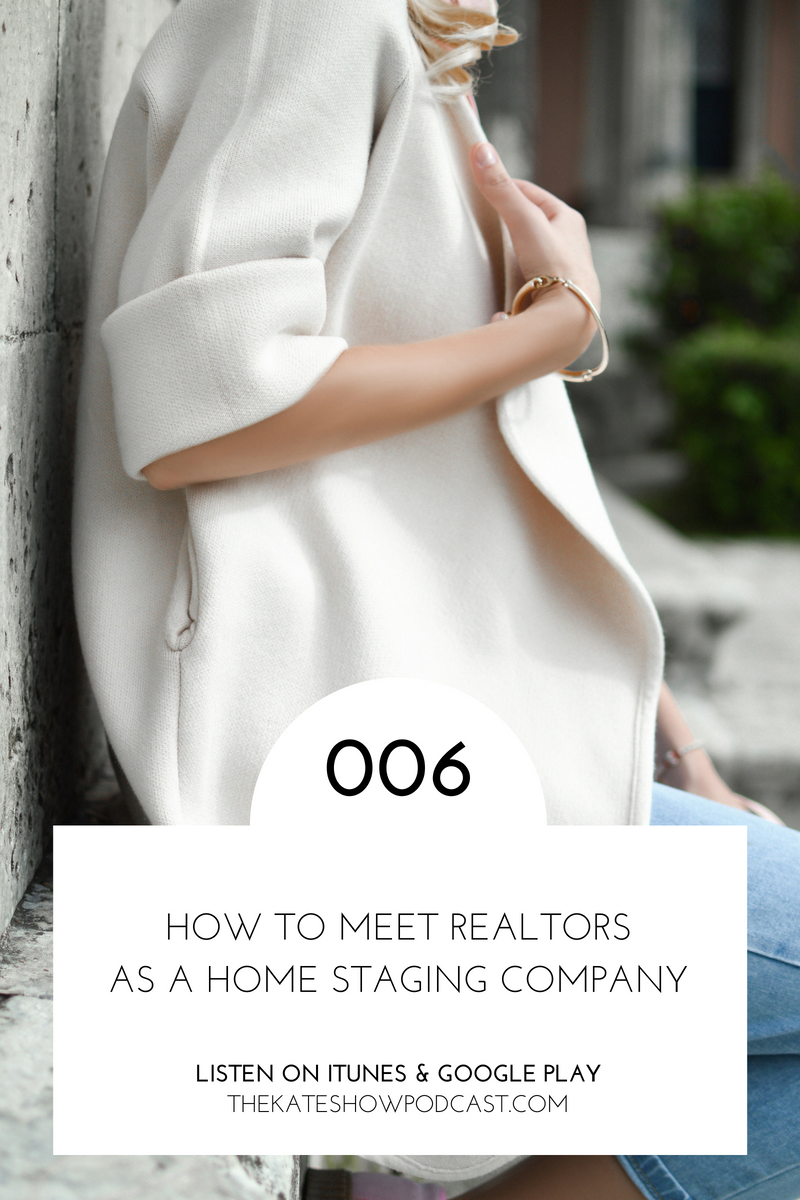 6 Ways Interior Designers & Home Stagers Can Meet Realtors