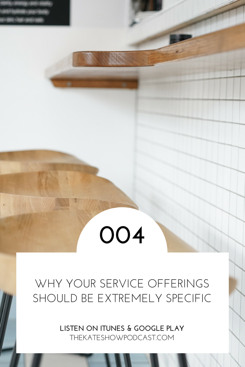 Why Your Design & Staging Services Should be Extremely Specific
