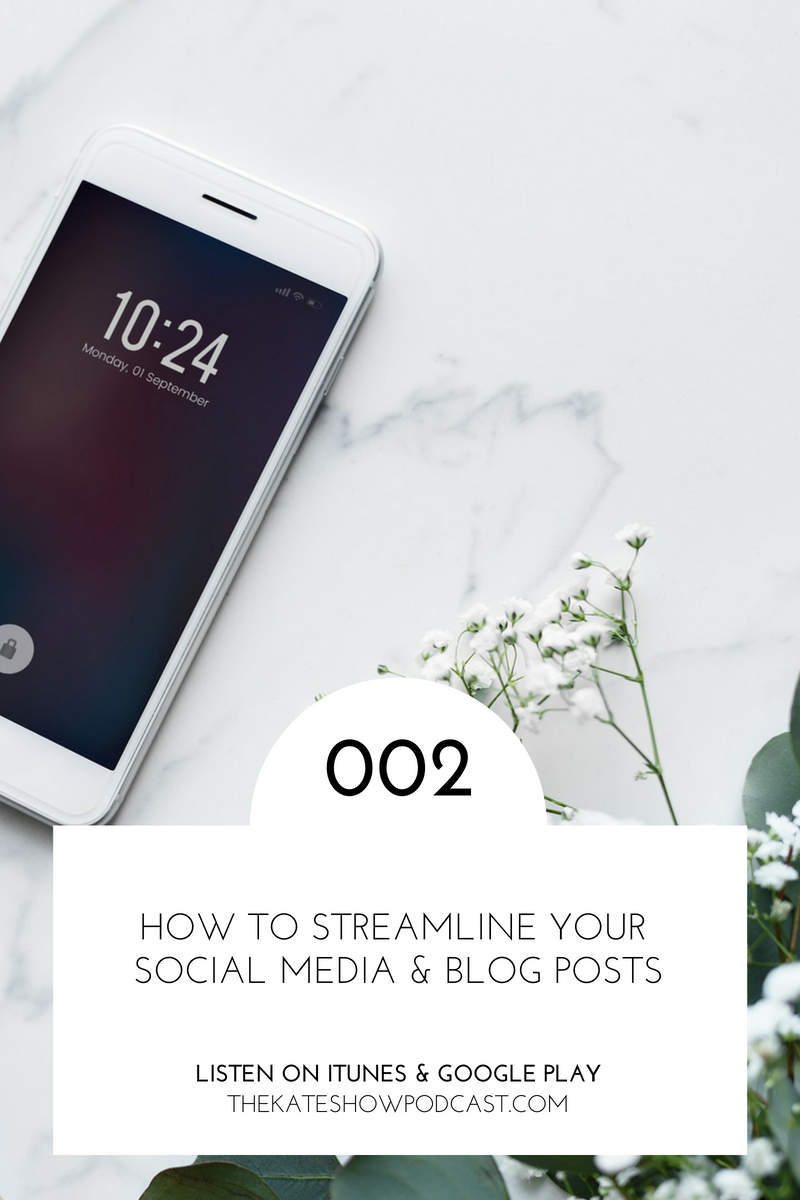 How to Streamline Social Media & Blogging for Interior Design