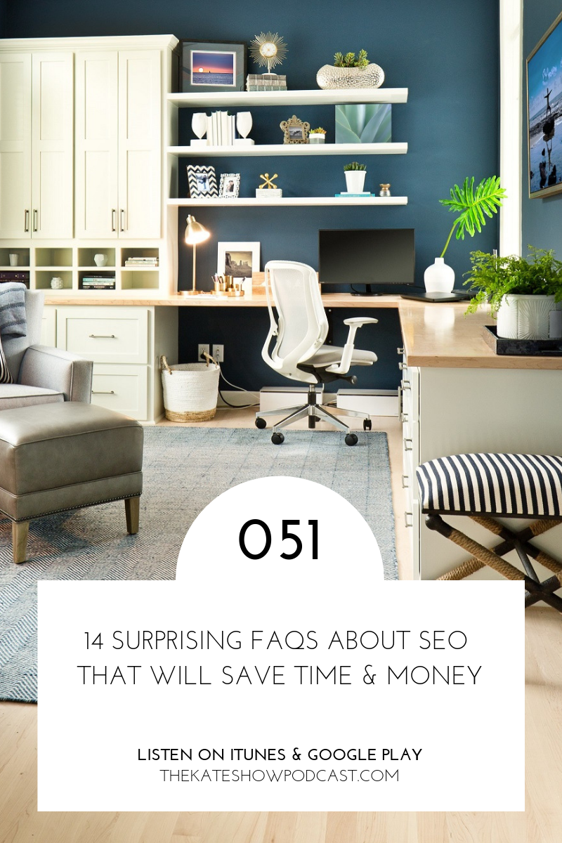 14 SEO FAQS for interior designers home stagers workrooms business.png