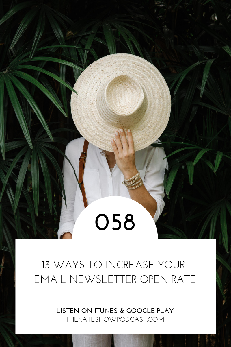 13 Ways to Increase Your Email Newsletter Open Rate