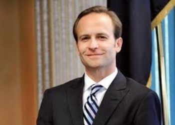Michigan Lt. Governor Brian Calley
