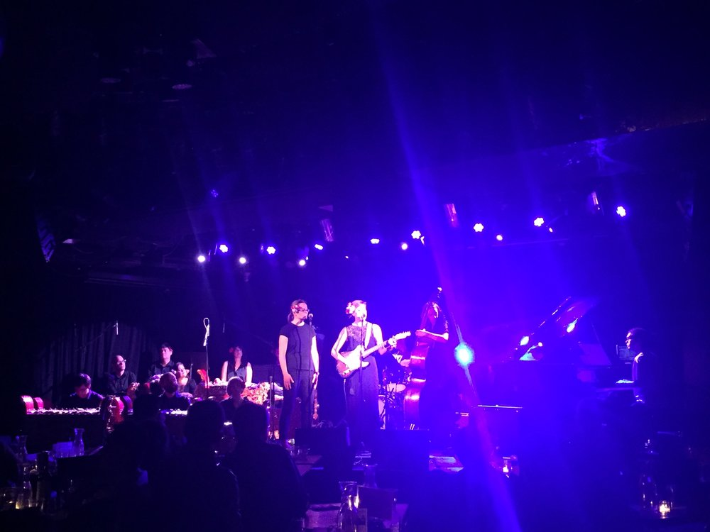 Nerissa Campbell Live at (le) poisson rouge, NYC
