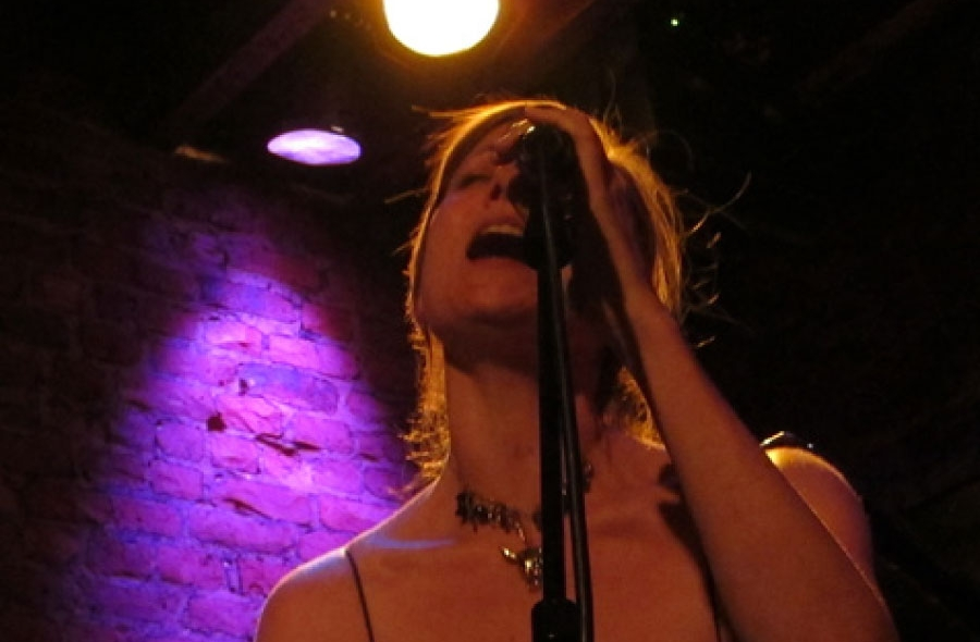 Live at Rockwood Music Hall, NYC