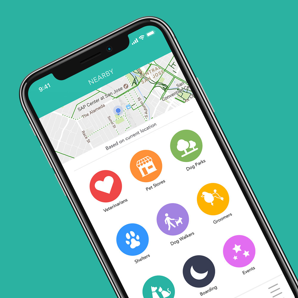 Connect to your pet neighborhood. - So many options. So little time. Find everything you need as a pet parent... and maybe more.