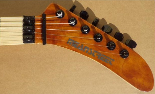 Mean Street Guitars Amber Quilt Franky Tour Model pic4.jpg