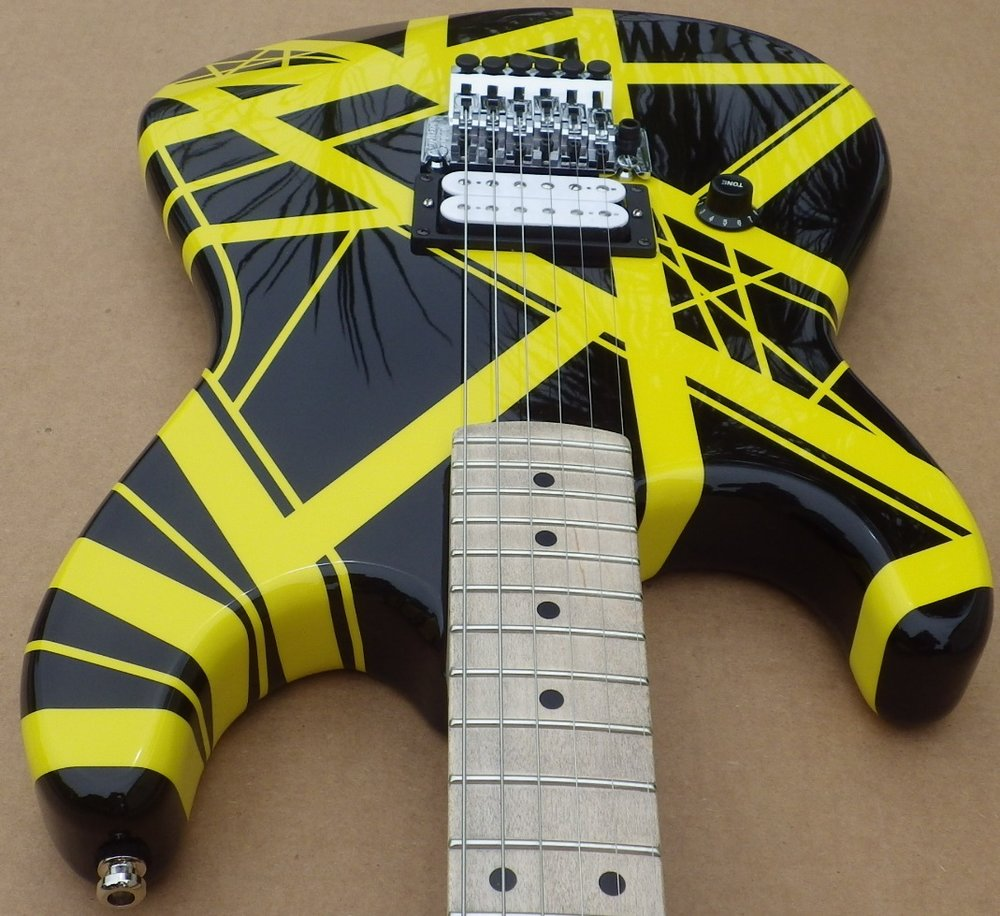 Mean Street Guitars VHII Tour Model LH Louie D pic 4.jpg