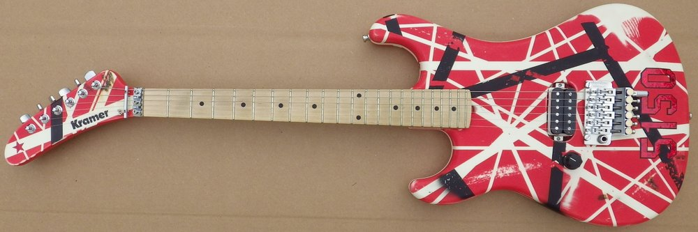 Mean Street paint job over GMW guitar 5150R Juan D pic 1.jpg