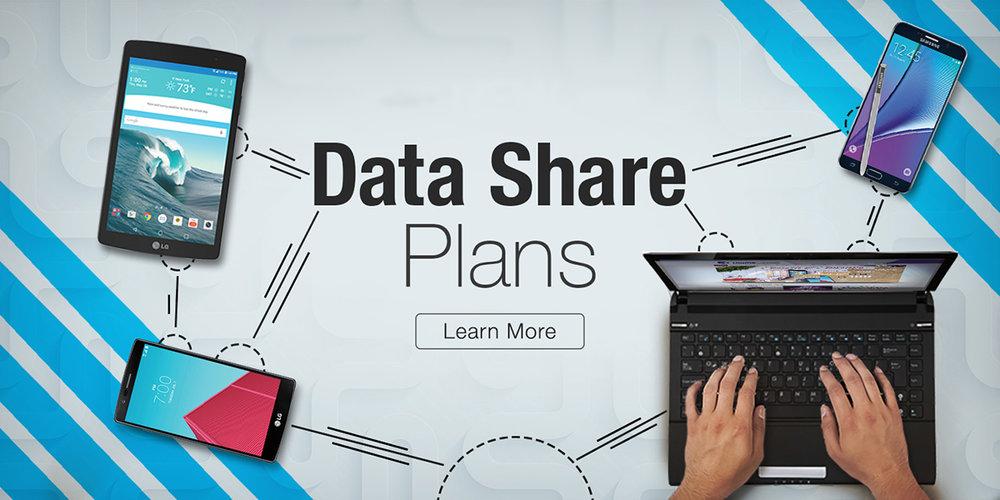 Data Share Plans