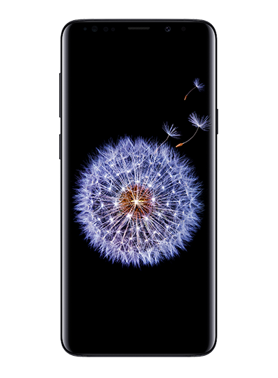 Galaxy S9+ front