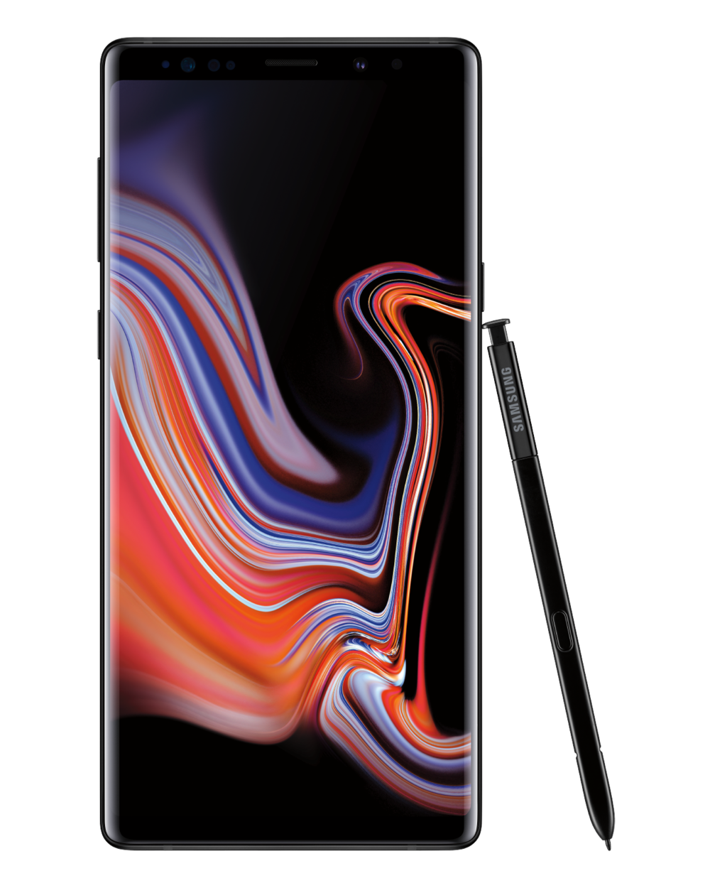 Galaxy Note9 black