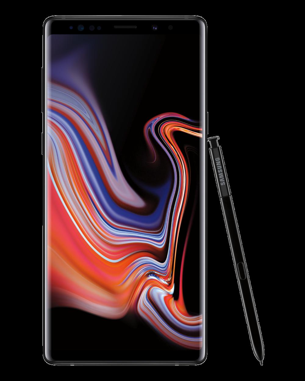 Galaxy Note9 black