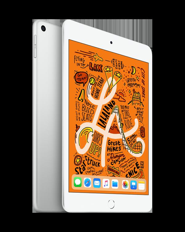 iPad mini ANGLE silver
