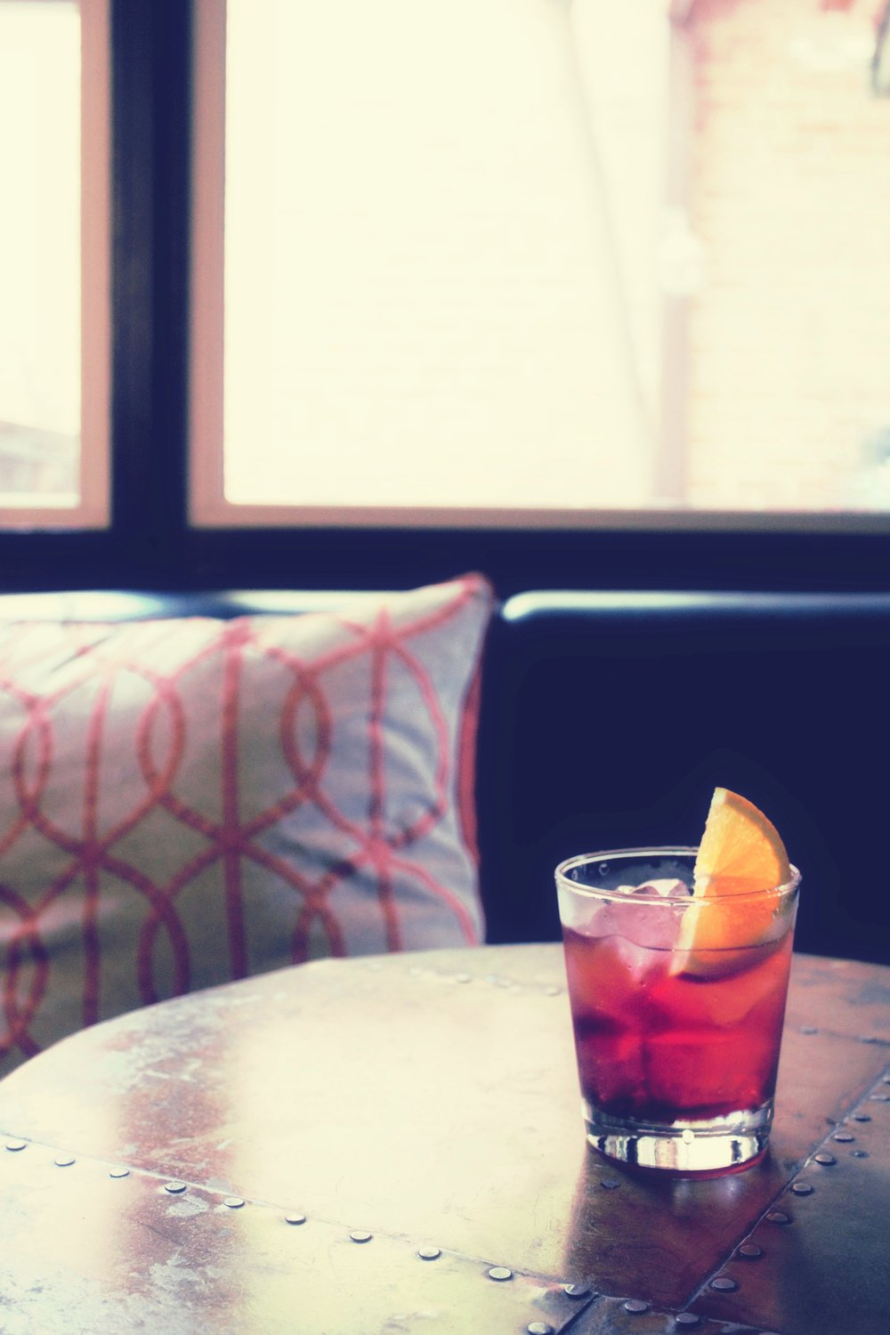 NEGRONI - PHOTO CREDIT: BRIAN KLEMM