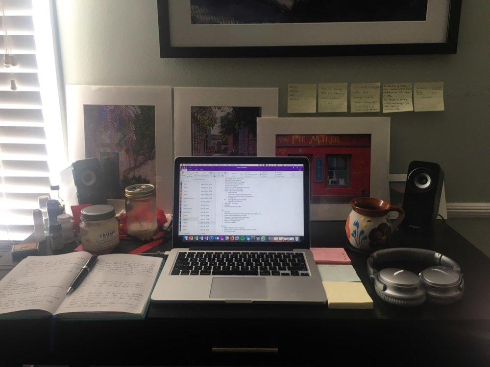 Travis's journaling HQ