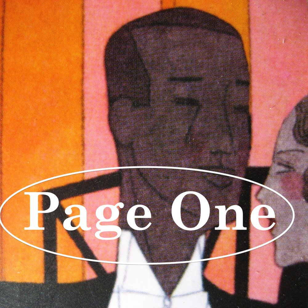 Episode image is a detail from the cover of  The Razor's Edge  by W. Somerset Maugham, published by Vintage in 2000; cover image is itself a detail from  The Miramar at Cannes  fashion plate by Leon Benigni from Femina, 1928 © Private Collection/Bridgeman Art Library.