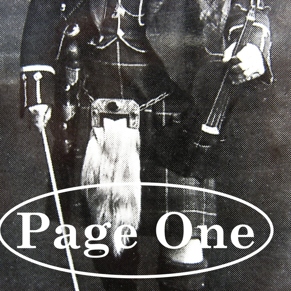 Episode image is a detail from the cover of  Scottish Fiddlers And Their Music  by Mary Anne Alburger, published 1996 by The Hardie Press; photograph is of James Scott Skinner