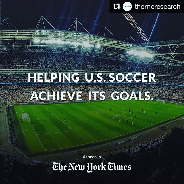 #Repost @thorneresearch (@get_repost) ・・・ @nytimes knows about @wellnessfx, do you? Supporting @ussoccer & the @warriors in more ways than one. What makes wellnessFX so good is that no matter where you are on your health journey. The wellnessFX performance panel can provide you the exact data you need to optimize your diet and lifestyle! Here at the Blu Print, we can attest to the value wellnessFX has done for our health and beyond.  @thehumanbluprint