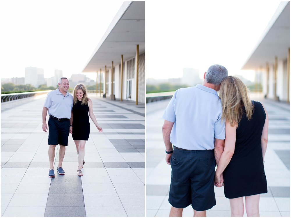 Romantic Kennedy Center Engagement