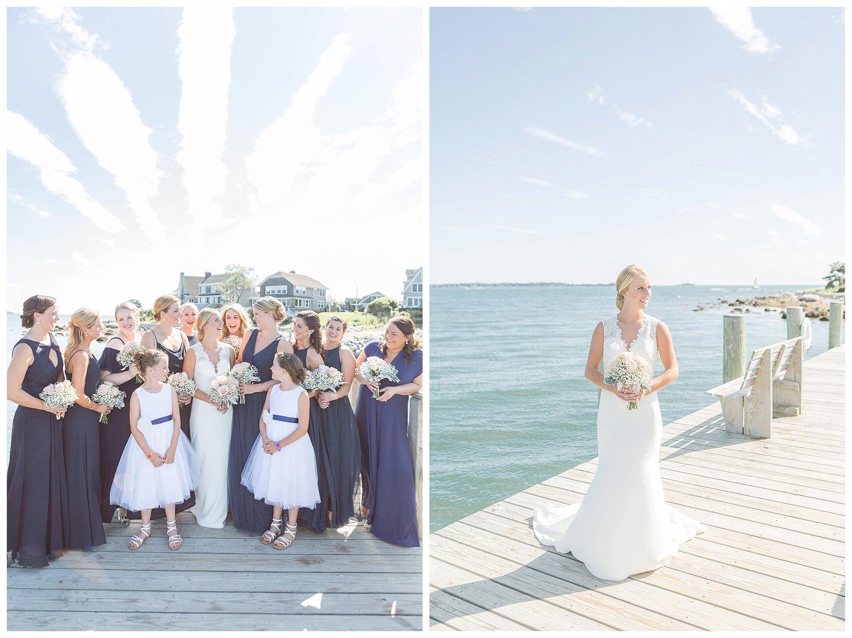 Long Point Yacht Club Wedding | Destination Wedding Photography ...